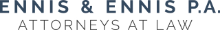 Ennis & Ennis Attorneys at Law Logo