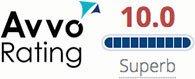 10.0 Avvo Rating Badge
