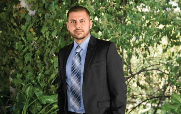 Attorney Sam Fareed