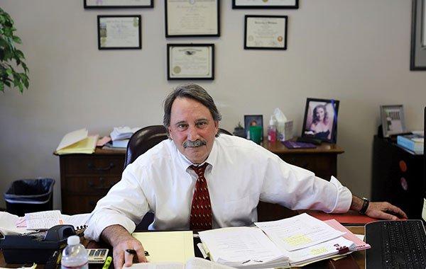 Attorney Greg Farrar