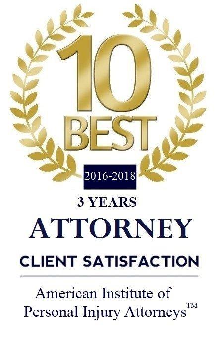Client Satisfaction Award 2016-2018