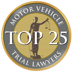 Top 25 Motor Vehicle Trial Lawyer logo