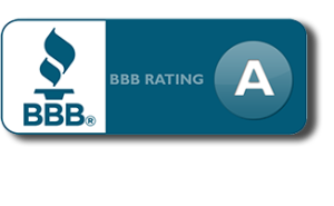BBB A Rating badge