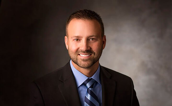 Attorney Travis Gerber Headshot