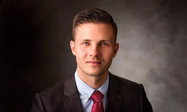 Attorney Zach Gerber Headshot