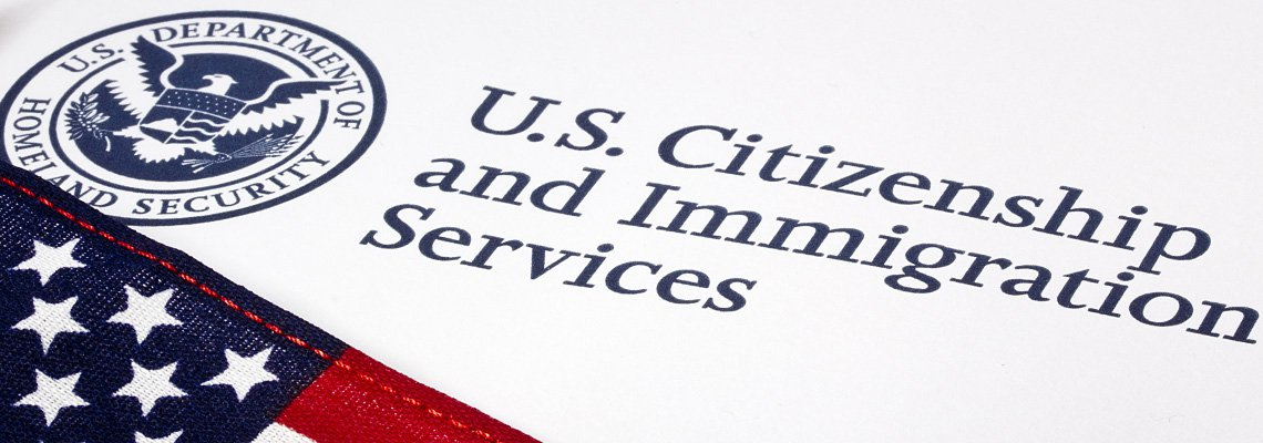 US immigration forms