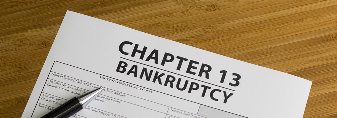 Chapter 13 Bankruptcy Document