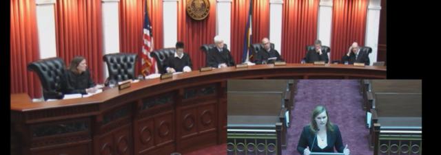 Paige Orgel Argues Before the Colorado Supreme Court