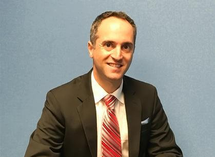 Attorney at Law Oren Graupe Smiling