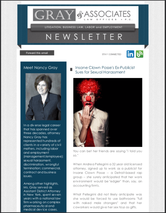 Gray & Associates November 2013 Newsletter