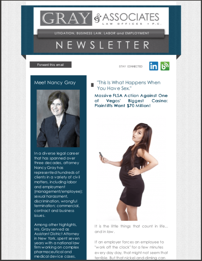 Gray & Associates December 2013 Newsletter
