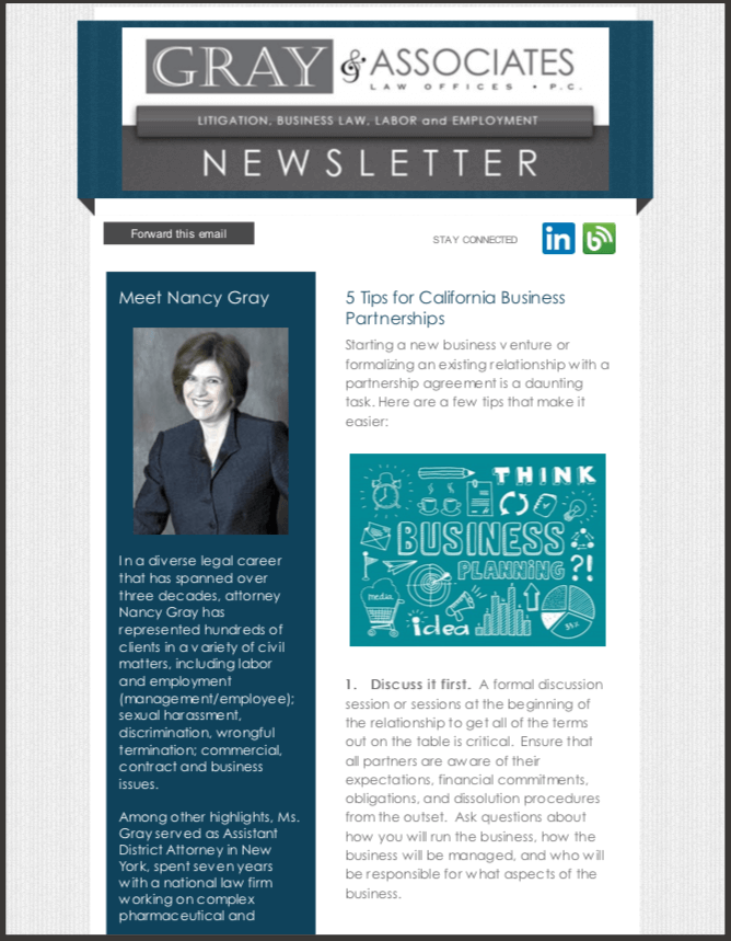 Gray & Associates June 2014 Newsletter