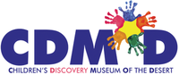 Children's Discovery Museum of the Desert Logo