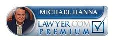Michael Hanna award logo