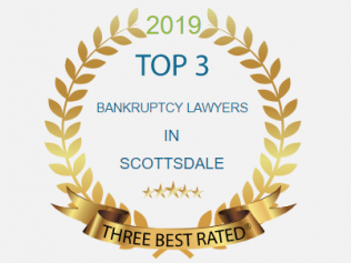 Top 3 Bankruptcy Lawyers in Scottsdale
