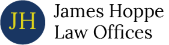 James Hoppe Law Offices Logo