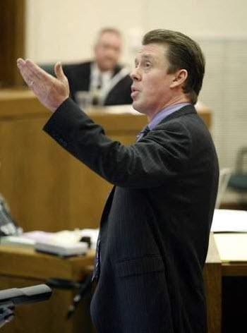 attorney clark talking in court