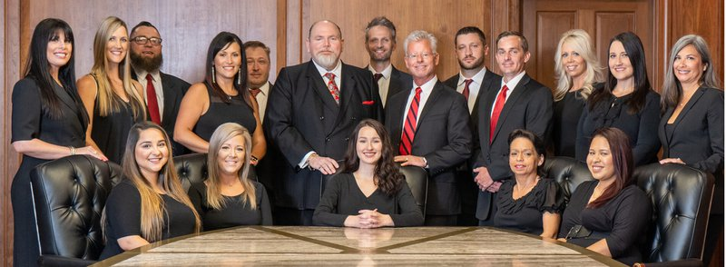 Jeff Martin Law Firm Staff