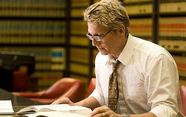 Attorney Jeff Jarrett