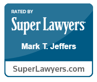 Mark Jeffers Super Lawyer logo