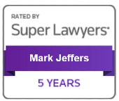 super lawyers Mark Jeffers