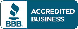 Accredited Business badge
