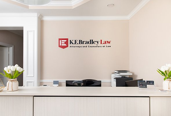 KE Bradley Law Front Desk