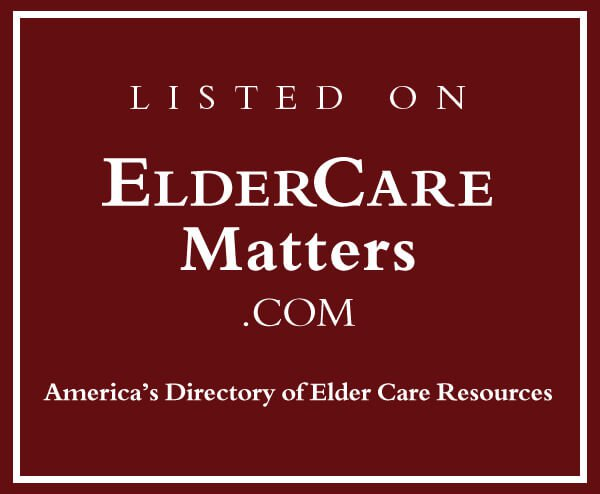 ElderCareMatters.com Membership Badge