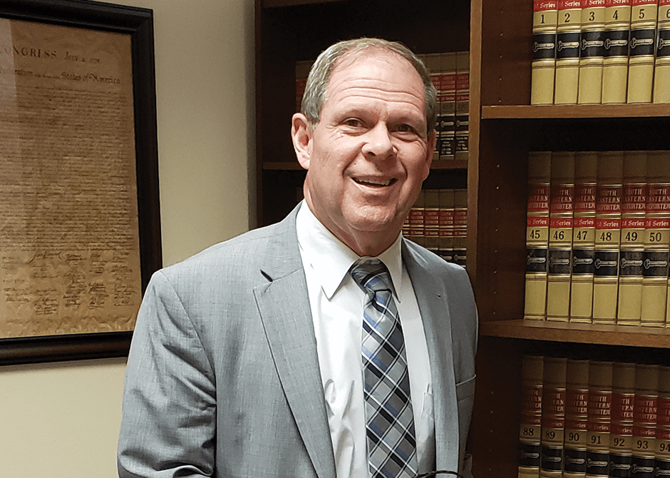 Attorney Sid Kirstein