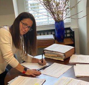 Attorney Monique Lamb