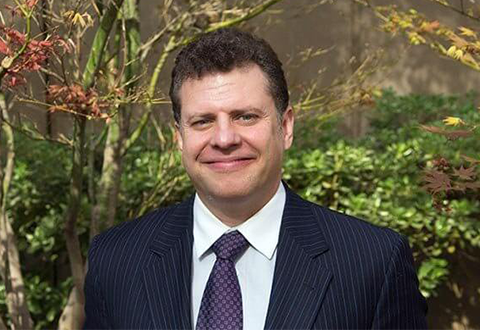 Attorney David Leon Smiling