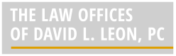 Logo for the Law Offices of David L. Leon, PC