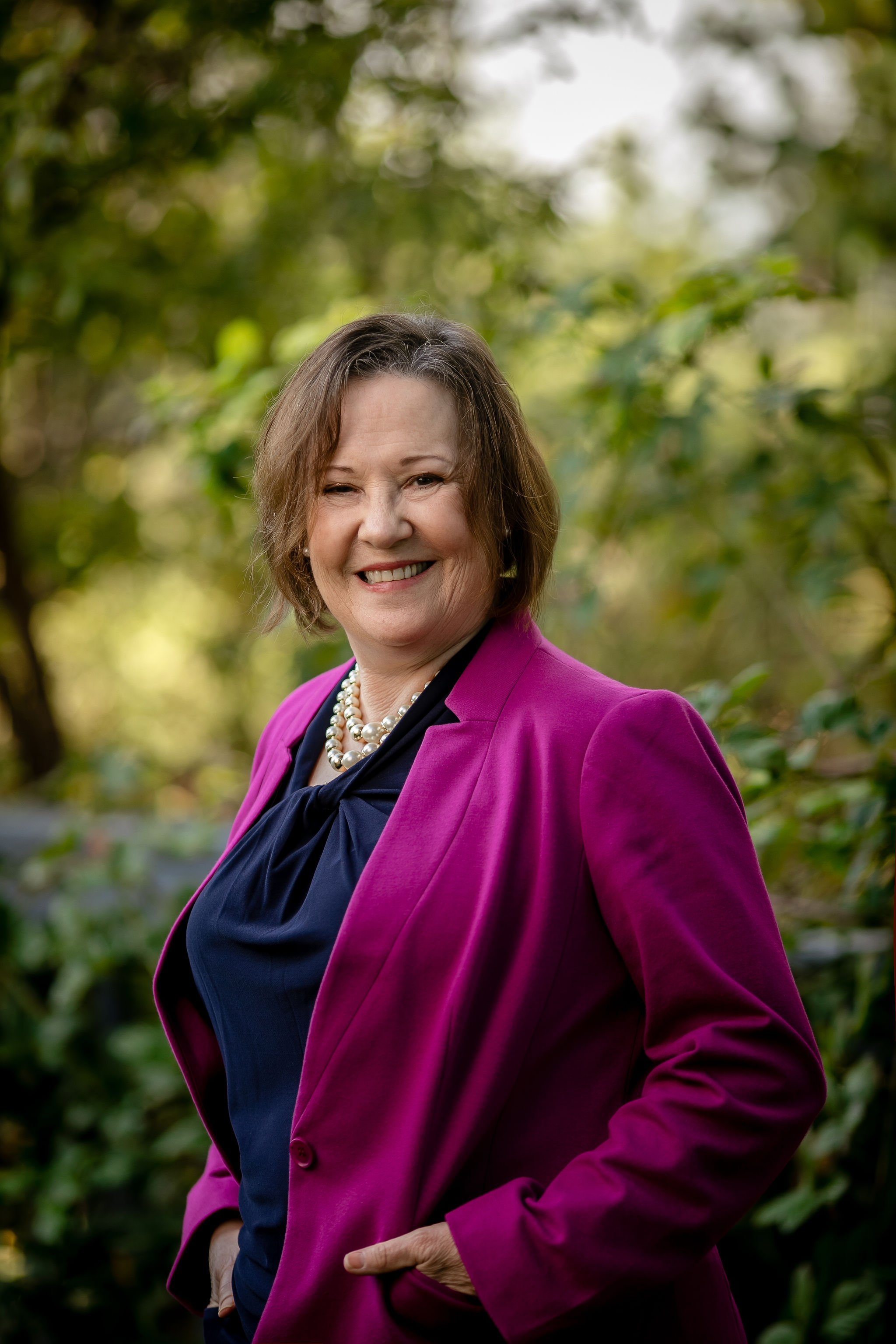 Management Consultant Helen Ross Petty