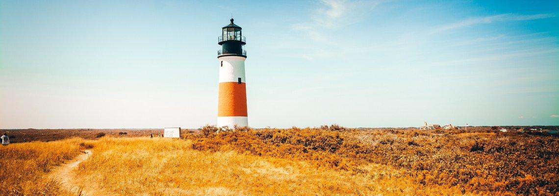 Nantucket, Massachusetts lighthouse