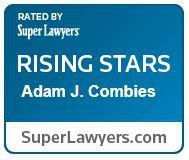 Adam Combies Rising Star Badge