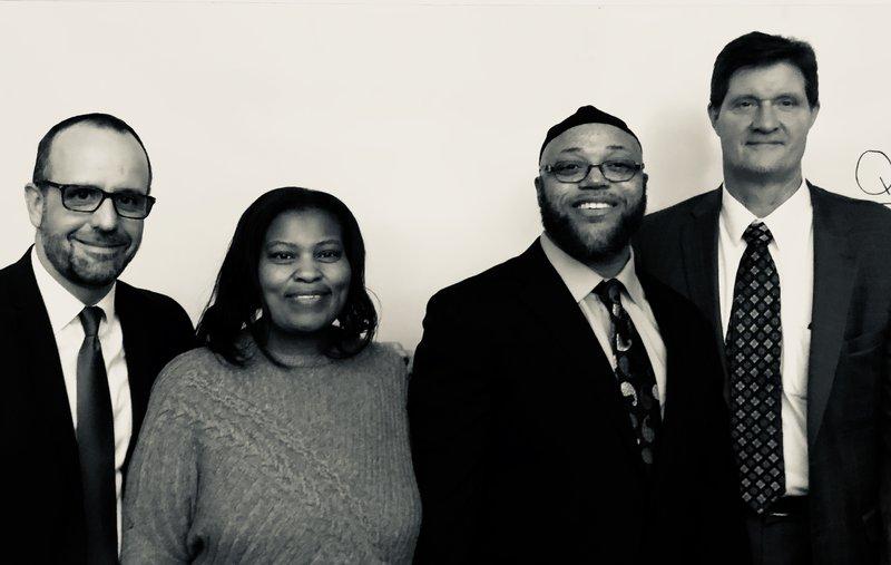Baron & Beverly Walker, Craig Mastantuono & Milwaukee DA John Chisholm