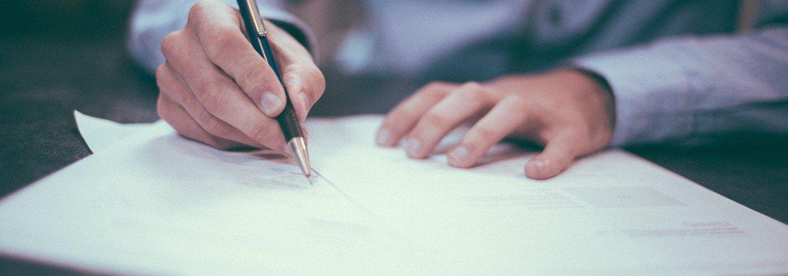 Signing Paper - Pexels.com