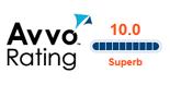 avvo rating badge