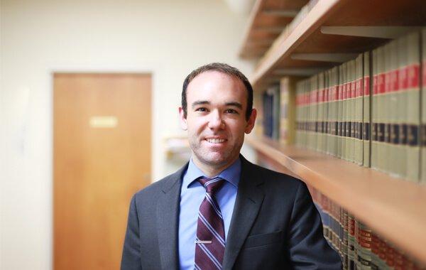 Attorney David Dawson