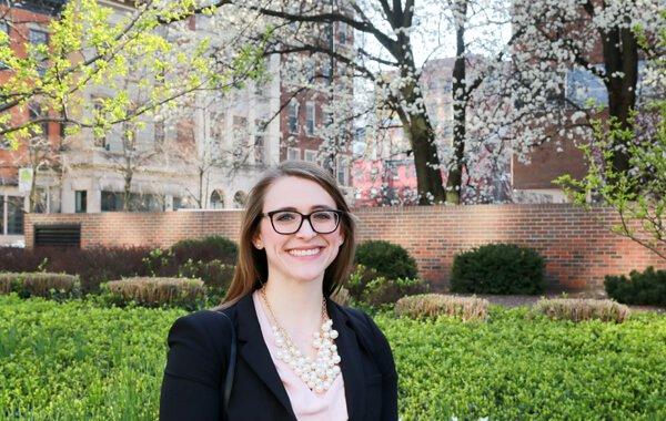 Attorney Sarah Larcade