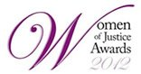 Women of Justice award