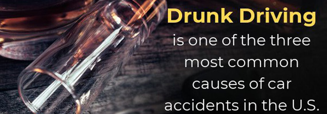 Drunk driving graphic