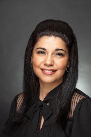 Paralegal Elsa Lopez