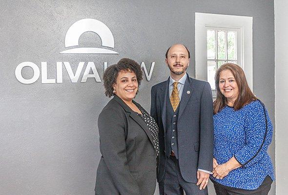 Ovila Corpus Christi office group photo