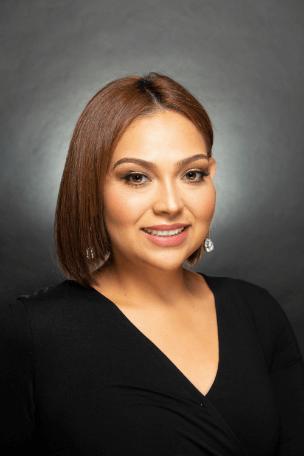 Marketing Director Rebecca Casas - Vargas