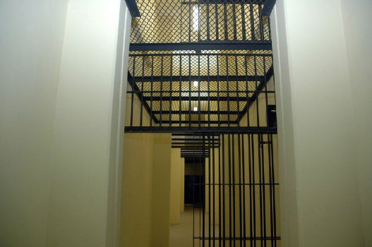 Empty penitentiary