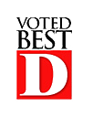Voted Best D