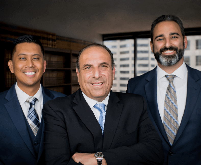 Law Offices of Barry Pasternack team photo