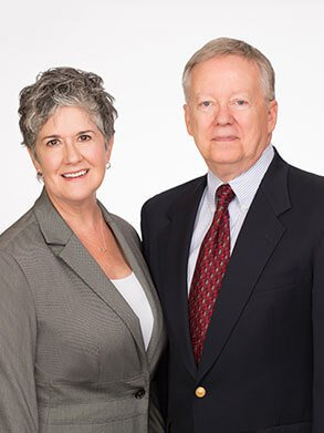 Attorneys Jerry Pearson and Michele Pearson