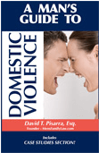 Book Cover for a Man's Guide to Domestic Violence